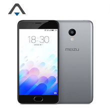 "Original meizu m3 mini mt6750 octa core mobile phone 5.0 ""1280×720 p Android 5.1 2 GB RAM 16 GB ROM 13MP 4G LTE SmartPhone Stock"