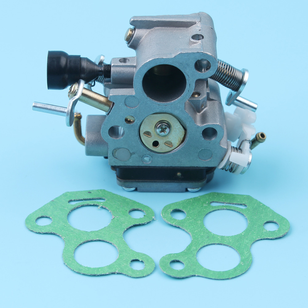 Carburetor Carb Gaskets Kit For Husqvarna 135 140 140E McCULLOCH CS410 Chain Saw Chainsaws Spare Part 506450501 506 45 05-01