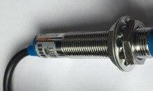 Sensores de proximidade indutivos SC1202-D2 metal Incorporado sensing mudar DC normalmente fechado