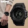 Новые мужские спортивные часы SKMEI брендовые уличные цифровые часы высотомер обратный отсчет давления компас термометр мужские наручные ча...