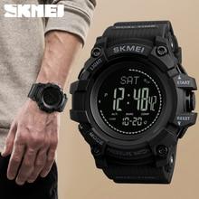 Nieuwe Mens Sport Horloges SKMEI Merk Outdoor Digitale Horloge Uur Hoogtemeter Countdown Druk Kompas Thermometer Mannen Polshorloge