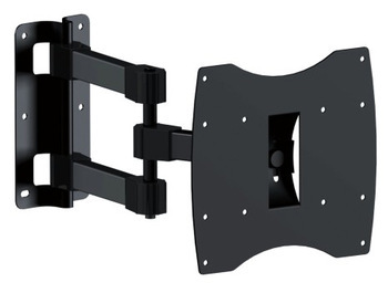 Full Motion Plasma Screen LCD TV Wall Mount Bracket Swivel TV Holder Suitable TV Size 17 to 32 inch
