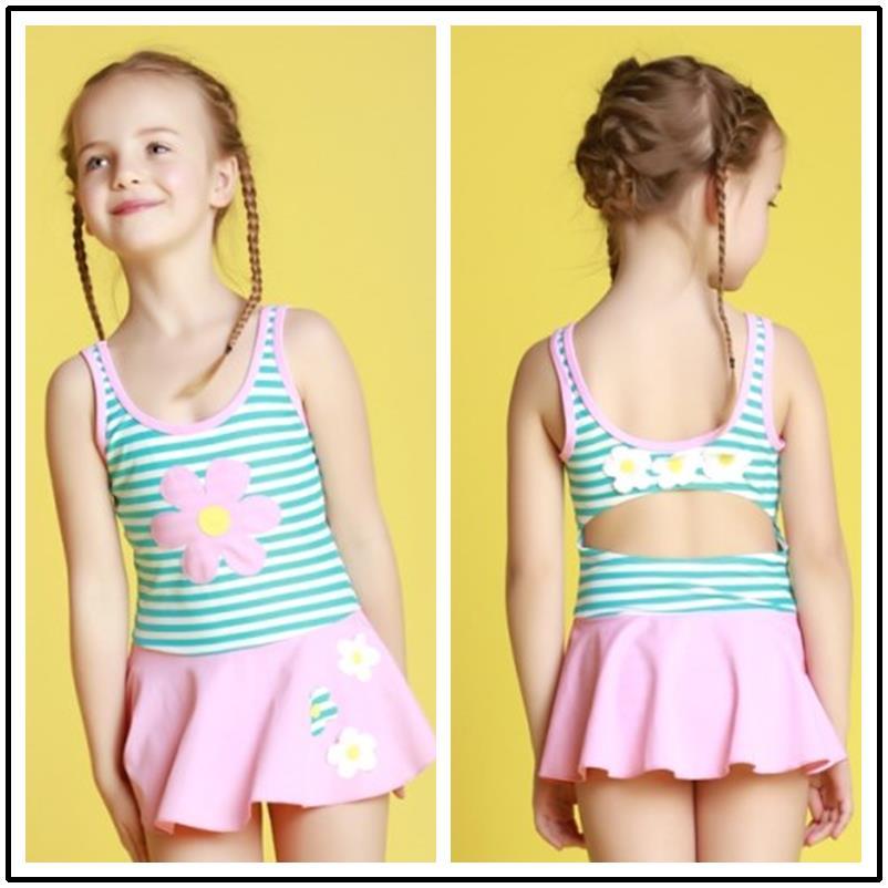 2017 bambini bikini costume da bagno bambino per ragazze bambini costume da bagno bikini modelli belli