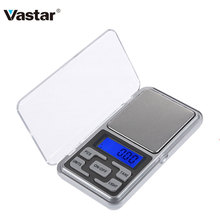 100/200/300/ 500g x 0.01g/0.1g Mini Pocket Digital Scale For Gold Sterling Silver Jewelry Scales Balance Gram Electronic Scales