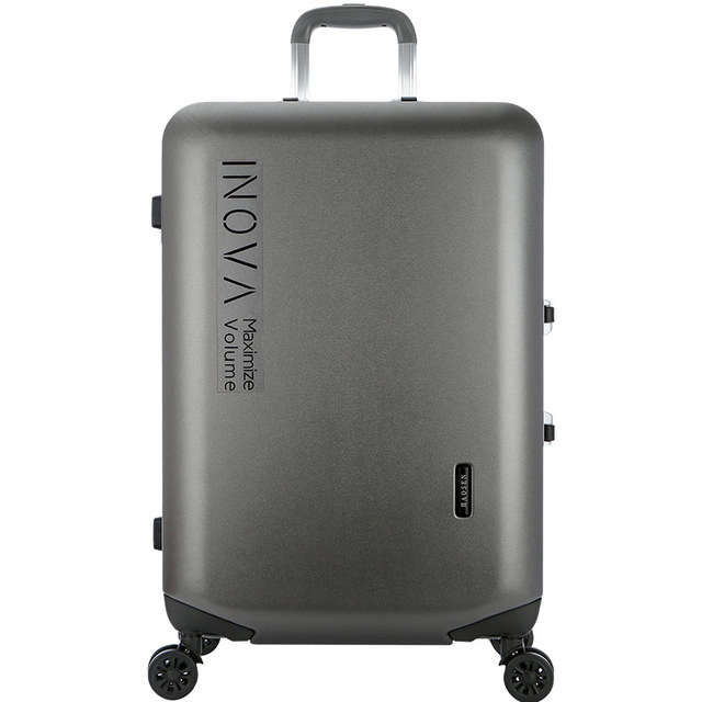 S Pelican Brand Business Travel Luggage Large Pc Carry On Spinner Wheel Aluminum Frame Suitcase 24