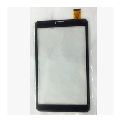 New Touch screen For 8 irbis tz861 3G TZ862  TZ863 Tablet Touch panel Digitizer Glass Sensor replacement Free Shipping new black for 10 1inch pipo p9 3g wifi tablet touch screen digitizer touch panel sensor glass replacement free shipping