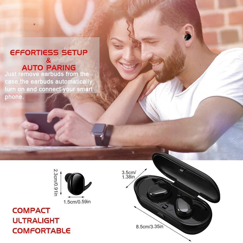 Earphone Easy Compact for Smart Device | Cornmi