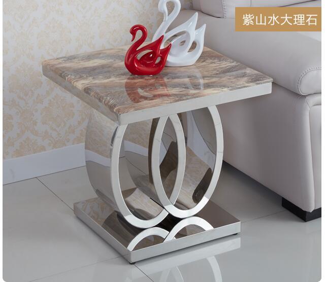 Из нержавеющей стали мрамора закаленное стекло небольшой площади несколько чайный столик