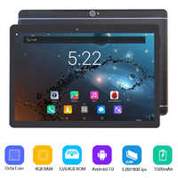2019 New Cheap 10 Inch Tablet PC Android 7.0 Octa Core 3G 4G LTE 4GB RAM 32GB ROM 5.0MP 1280*800 HD IPS Tablets 10.1