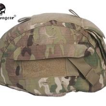 Шлем emersongear чехол для MICH 2002 охотничий страйкбол тактический шлем крышка Мультикам AOR