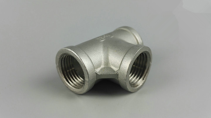 1PCS Tee DN32 1.25 1-1/4 DN40 1.5 1-1/2 DN50 2NPTxNPT 3 way Female 304Stainless Steel Pipe fitting threaded Biodiesel Plumb шурупы 4 40 1 2 2 cap 4 l sus 304 4 40 1 2