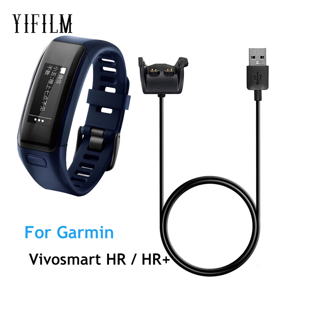 Accessories & Parts For Garmin Vivoactive Hr Smart Watch 1m Length Usb Data Charging Dock Cradle Smart Wristband Watch Charger Cradle For Garmin