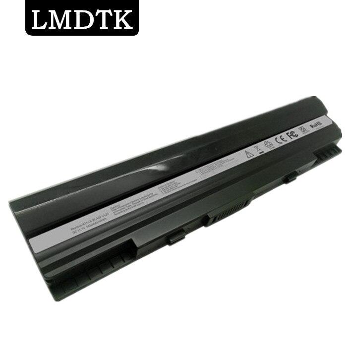 LMDTK New laptop battery for Asus Eee PC 1201 1201HA 1201N 1201T UL20 UL20A UL20G UL20VT 90-NX62B2000Y  A32-UL20