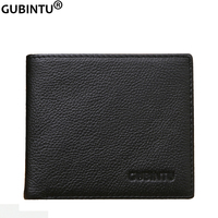 2016 New Portefeuille Homme Men Wallets Leather Slim Wallet With Anti Theft RFID Blocking Technology Proporta