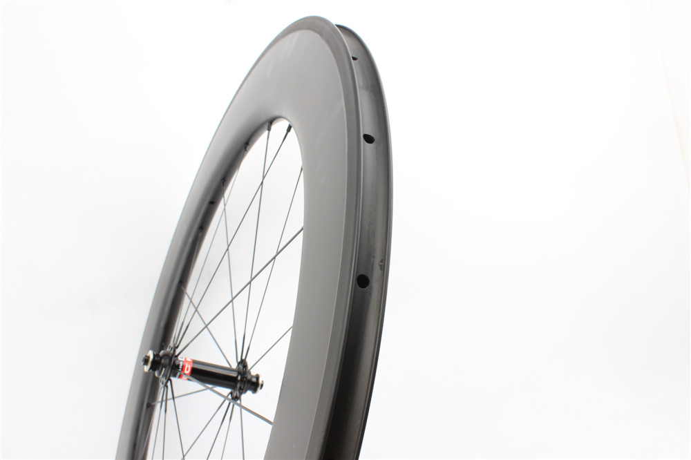 carbon wheels for TT bike