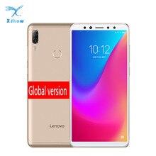 """Глобальная версия Оригинальный lenovo k5 pro оперативная память 4G ROM 64G 5,99 """"Snapdragon 636 Octa core Двойная Задняя камера, определение отпечатка пальца zui мобильный телефон"""