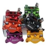84mm Universal Motorcycle brake caliper Adelin Adl 10 adapter bracket pitch for Honda Yamaha Ducati Kawasaki Vespa Motorbikes