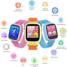 R11 New Kids Telephone Smart Watch Student Positioning SOS For Boy And Girls Gift