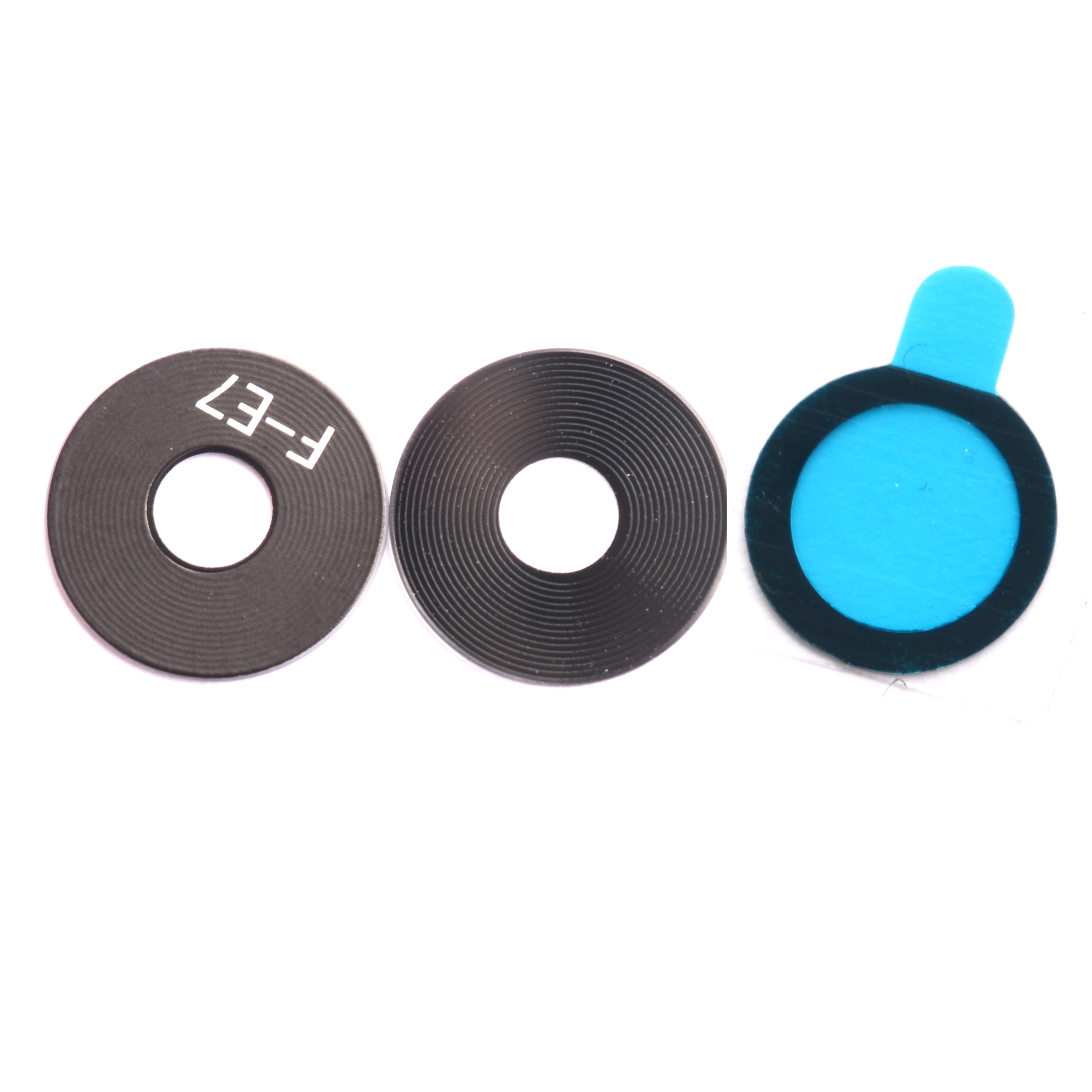 2x New Orignal Rear Back Camera Glass Lens For Xiaomi Redmi 5 Plus Redmi Note 4 Note4