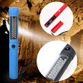 Mini  Work Light Flashligh 32+1 LED Battery Powered  Magnet Cordless 3 Modest for Travelling Hiking Camping