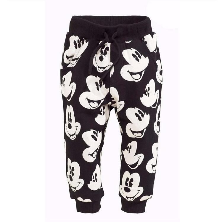 Yeni Mickey Boys Pajama, Bahar xarakterini təyin - Uşaq geyimləri - Fotoqrafiya 5
