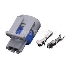 5PCS/lot  Automotive Connector 2 pin waterproof connector DJ7023Y-1.5-21 automotive sensor plug