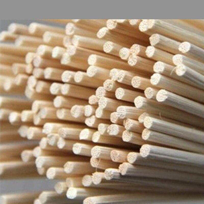 300pcs/lot 3mm X 220mm Natural Rattan Reed Diffuser Stick, Indonesian Material Rattan Reed Diffuser Replacement,