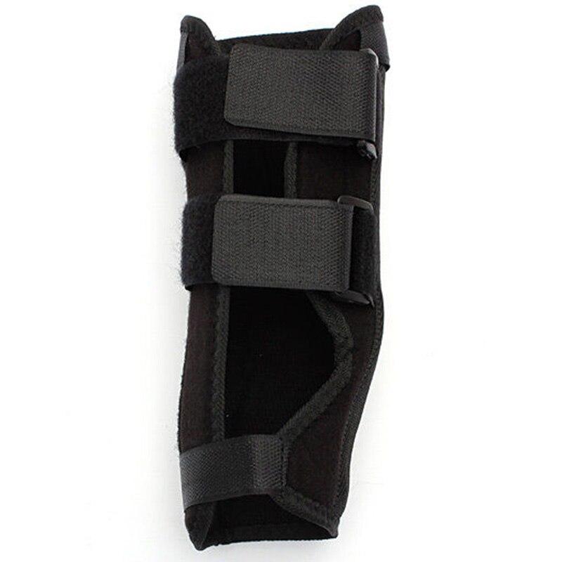 SZ-LGFM-Black Wrist Brace Support Splint For Carpal Tunnel Arthritis Sport Sprain Pain Left Hand M