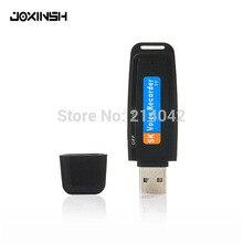 New Arrival Micro SD / TF Card Slot Digital Voice Recorder USB Flash Drive Audio Recorder Pen Mini Dictaphone gravador de voz