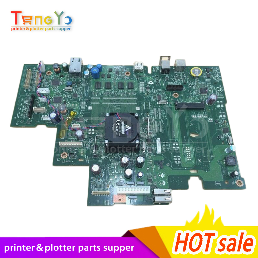 Free shipping Original CF104-69001 CF104-60001 formatter board for HP 500 525 M525 Mainboard/Formatter Board free shipping original cf104 60001 formatter board fit with fan for hp laserjet 500 m525 spare part printer part mother board