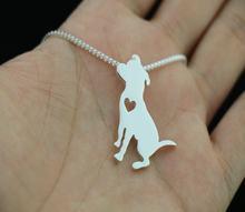 Бульдог ожерелье подвеска для собаки бульдог ювелирные изделие