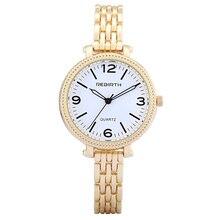 2016 RENACIMIENTO A ESTRENAR moda casual mujeres reloj de diseño de lujo de la señora femenina sencilla militar reloj de cuarzo reloj de acero 015