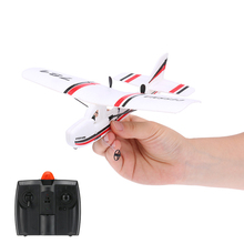 Original VolantexRC TW-781 Cessna 2CH RC Airplane 200mm Wingspan Mini EPP Infrared Remote Control Indoor Drone Aircraft RTF