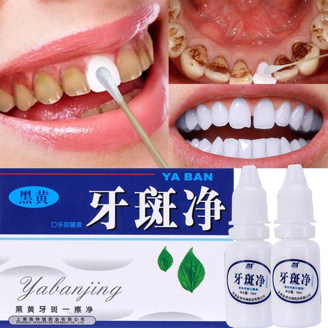 Teeth Whitening Essence Powder Oral Hygiene Cleaning Serum Removes Plaque Stains Black Tooth Bleaching Dental Tools Toothpaste