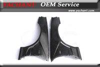 자동차 스타일링 섬유 유리 frp bodykit 프론트 펜더 플레어 맞는 1999-2002 스카이 라인 r34 gtr do-luck 스타일 프론트 펜더