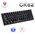 MOTOSPEED CK62 Bluetooth Беспроводная механическая клавиатура с RGB Подсветкой
