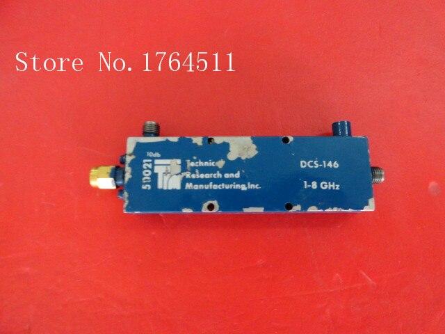 [BELLA] TRM DCS-146 1-8GHz 10dB SMA Supply Coupler