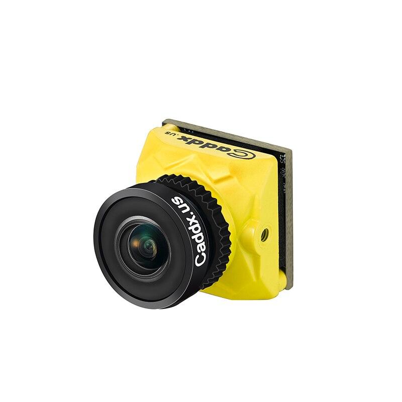 Caddx Ratel 1 1 8 Starlight HDR sensor 1200TVL DC5 40V NTSC PAL 16 9 4