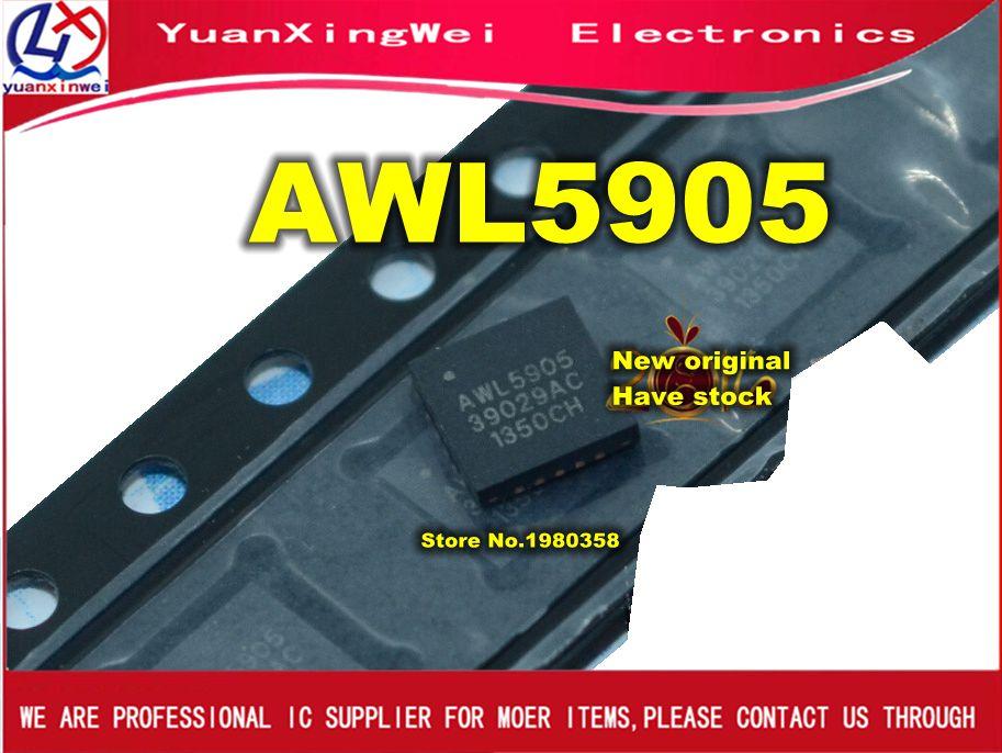 Gratis Verzending! 50pcs AWL5905 QFN nieuwe originele-in Vervangende onderdelen en toebehoren van Consumentenelektronica op  Groep 1