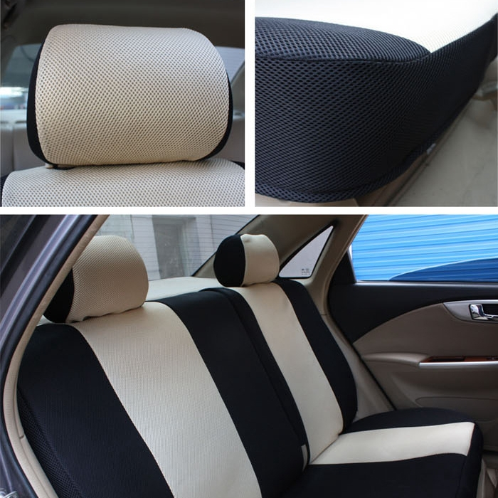CARTAILOR sport seat cushions fit for hyundai accent car seat covers ...
