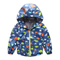 In The Summer Of 2017 Thin Boy Cartoon Jackets Breathable Sun Protection Clothing Children Baby Nets Cloth Lining Coat