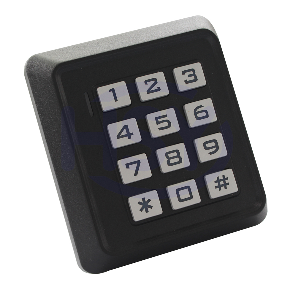 rfid keypad single door access control wiring diagram  [ 950 x 950 Pixel ]