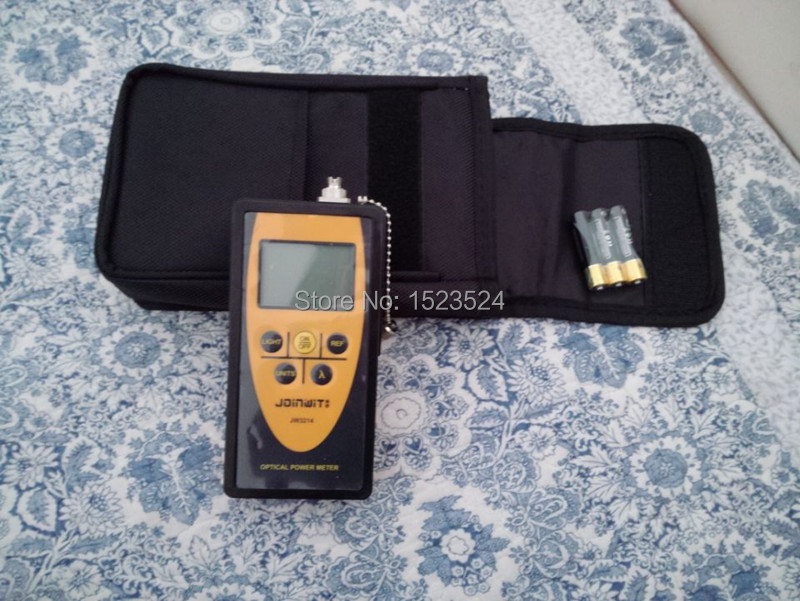 JW3214A -70~+10dBm Mini Handheld Optical Power Meter Used in TelecommunicationJW3214A -70~+10dBm Mini Handheld Optical Power Meter Used in Telecommunication