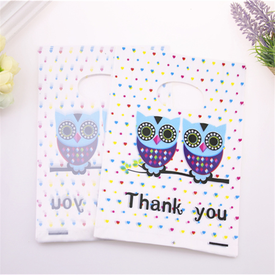 New Design Wholesale 100pcs/lot 15*20cm Owl Wedding Favors and Gifts ...