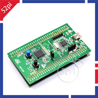 Free Shipping STM32F0DISCOVERY Embeded ST LINK V2 STM32 Cortex M0 ARM Evaluation Development Board STM32F4 Discovery