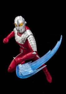 Image 4 - Japan Anime Originele Bandai Tamashii Naties Ultra Act UltraMan Action Figure Zeven 2.0