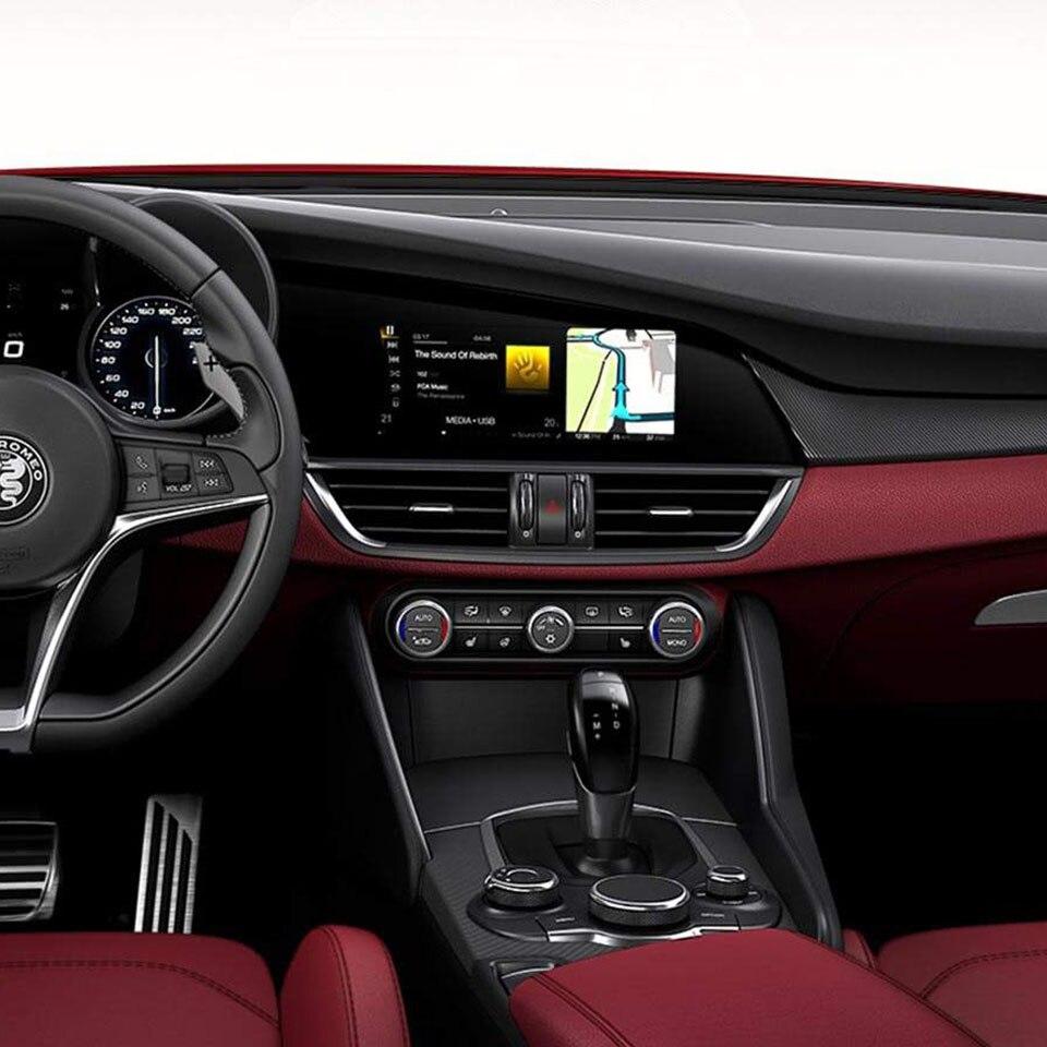 Plug and Play автомобиль интерфейс камера заднего вида адаптер для Alfa Romeo Giulia стельвио 2019 с U система подключения