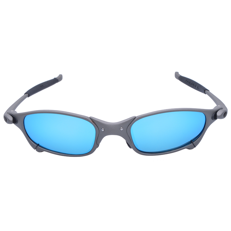 MTB Men Cycling Sunglasses Polarized Glasses Alloy Frame Cycling Glasses 100 UV400 Bike Goggles fishing oculos