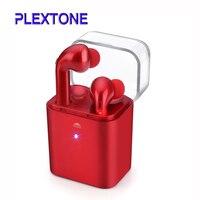 מקורי TWS מיני אוזניות אלחוטיות Bluetooth אוזניות עבור iphone 7 7 s זוגי התאומים אפל earpods אוזניות עם תיבה הקמעונאי