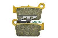 NAO Plaquettes De Frein Pour WR 250 XX/XY/XZ Supermotard 2008-2011 YZ 125 R/S/T/V/W/X/Y/Z/A/B/D/E (2 T) 2003-2014 Arrière OEM Neuf de Haute Qualité